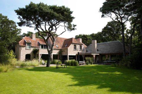 Luxe vrijstaande villa Buerweg Bergen