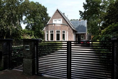 Vrijstaande villa Hertenlaan Bergen