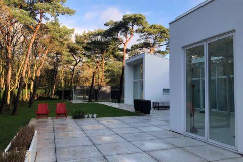 Vrijstaande luxe villa Eeuwigelaan Bergen
